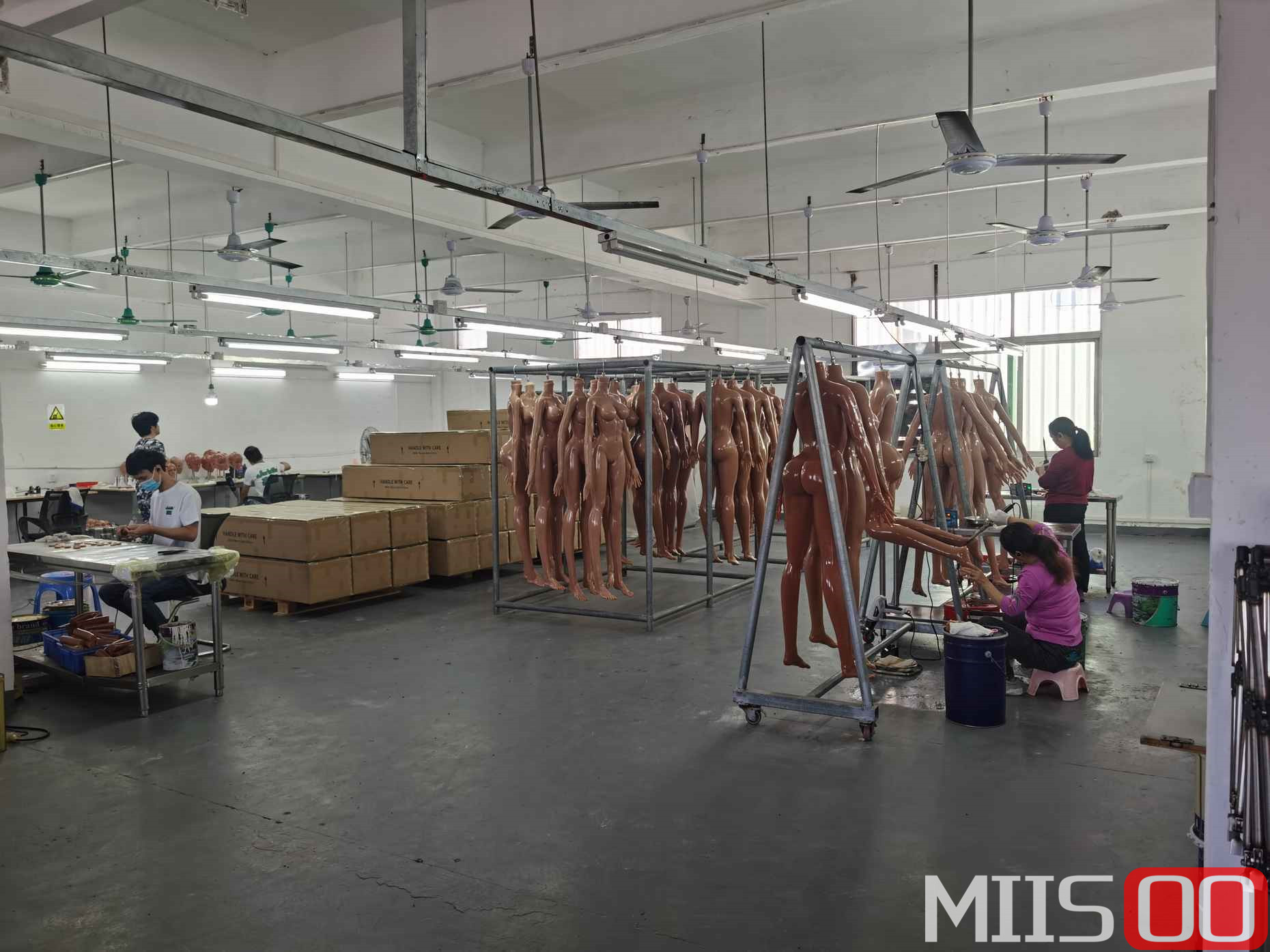 Factory Photos-MiisooDoll