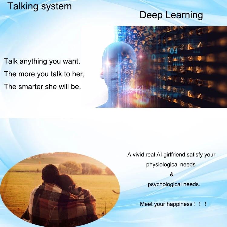 Romane – 168cm Sexy AI Robotic Sex Doll-MiisooDoll